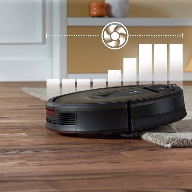 Mi könnyedén vesszük az akadályokat! Ha az iRobot robotporszívót használod, akadálymentesítésre sincs szükséged! Könnyedén veszi a szintkülönbségeket is, fennakadás nélkül. #irobot #roomba #vacuumcleaner #robotporszívó #porszívógép #cleaning #takarítás